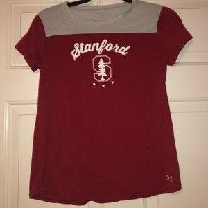 Stanford Under Armour Shirt